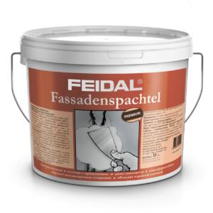 Фасадная шпатлевка FEIDAL Fassadenspachtel