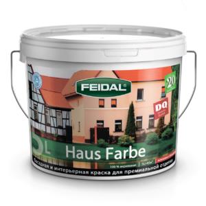 """Краска универсальная FEIDAL Haus Farbe """"ДОМ"""""""