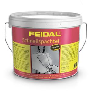 Акриловая шпатлевка FEIDAL Schnellspachtel