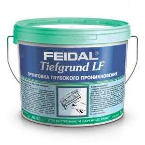 Грунтовка глубокого проникновения  FEIDAL Tiefgrund LF konzentrat