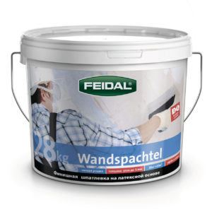 Финишная шпатлевка FEIDAL Wandspachtel