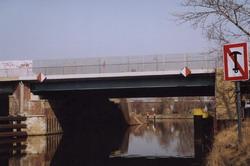 Антикоррозионная защита стальных мостов с помощью лакокрасочной системы FEIDAL