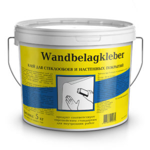 Клей для тяжелых стеклообоев FEIDAL Wandbelagkleber