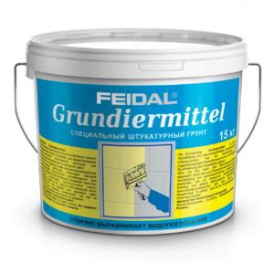 Специальный штукатурный грунт FEIDAL Grundiermittel