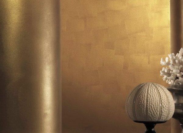 FEIDAL Ambiente Metallic. Краска металлик золото