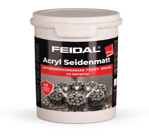 Feidal Acryl Seidenmatt antikor