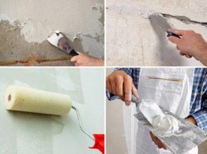 Как правильно подготовить стены к покраске